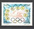 2000  Alg. N° 1245  Nf ** .  Jeux Olympiques De Sydney (Australie) - Verano 2000: Sydney - Paralympic
