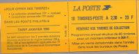 France  Carnet Marianne De BRIAT  N° 2629-C 1 - Booklets