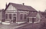 TILLY = La Maison Communale - Carte Animée (vierge) - Belgique