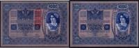 DEUTSCHOSTERREICH  1000 KRONEN  2.01.1902  TTB - Autriche