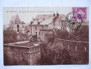 44 - BB -  NANTES - LES MURS D'ENCEINTE ET LA CHAPELLE DU CHÂTEAU - Nantes
