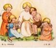 Venez Vous Reposer Près De Moi ! (petite Image De 6 Cm Sur 6,5 Cm) - Images Religieuses
