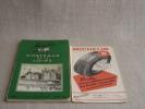 Guide Michelin. Chateaux De La Loire 1954-1955, + Pub Michelin . Voir Photos. - Michelin (guides)