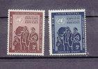 NATIONS  UNIES  NEW-YORK  1953   N° 15 - 16   NEUFS**   CATALOGUE YVERT - New York -  VN Hauptquartier
