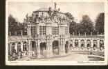 440. Germany, Dresden - Wallpavillon Im Zwinger - V.  Alfred Hartmann, Dresden-A - Dresden