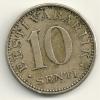 Eesti 10 Senti 1931 KM#12 - Estonie