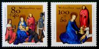 NOEL 1994 - NEUFS ** - YT 1602/03 - MI 1770/71 - [7] Federal Republic