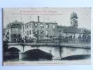 La Guerre De 1914 - RAON L'ETAPE, Incendié Volontairement,le Le Pont Sur MEURTHE Et Hotel Du Pont - Raon L'Etape