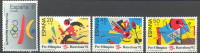 SPANJE  2844/47   XX  MNH  POSTGAAF  NEUF  S.C. OLYMPICS  BARCELONA 1992 - Zomer 1992: Barcelona