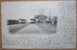 Carte Postale Ancienne  Précurseur Conflans-Jarny La Gare - France