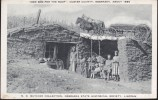 "CPA - (Etats-Unis) Nebraska - ""New Sod For The Roof"" Custer County - Etats-Unis"