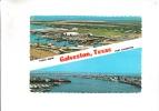 B52181 Galveston Texas Yacht Basin Port Boats Bateaux Used Perfect Shape - Galveston