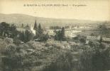 30 SAINT MARTIN DE VALGUALGUES VUE GENERALE GARD - France