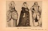 HISTOIRE-carte Pédagogique NATHAN- Costumes De 1620 (mode )- Série XIII N°24 (324) *PRIX FIXE - Histoire