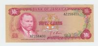 JAMAICA 50 Cents 1960 UNC NEUF P 53 - Jamaica