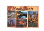 B52247 Moab, Utah Multiviews Used Perfect Shape - Bryce Canyon
