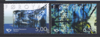 Foroiar 2002 Unif. 415/16 **/MNH VF - Islas Faeroes