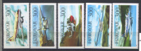 Foroiar 1985 Unif. 119/23 **/MNH VF - Islas Faeroes