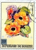 Burundi Flower Fleur Ocb Nr : 962 A (zie Scan) RRR Uitgifte 1989 - 1980-89: Usati