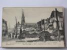 (59) - LES RUINES DE LA GRANDE GUERRE - LILLE - RUE DE PARIS ET EGLISE ST MAURICE - ANIMEE - 1920 - Lille