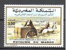 Maroc:Yvert N°1093*; Fourgon Postal - Morocco (1956-...)