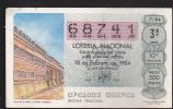Lotto - Lottery - Loteria Nacional Espana - Spain - Indian Artifacts - Lottery Tickets
