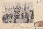 D218- Venezia - F.p. Viaggiata 1901 - Venezia