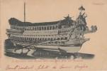 D233- Venezia - Bucintoro -  F.p. Viaggiata 1902 - Venezia