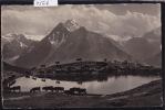 La Sage : Paysage Sur Le Chemin Du Col De Torrent - Vaches Autour D'un Petit Lac Le Soir (7566) - VS Wallis