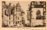 HISTOIRE-carte Pédagogique NATHAN - Château De Meillant  (Cher St Amand De Montrond) Série XI  N°19 (269) - Historia