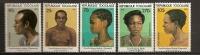 Togo 1985 N° 1177 / 8 + PA 551 / 3 ** Beauté, Scarifications Rituelles, Kaybé-Pya, Mollah-Kotokoli, Moba-Dapaong, Péda - Togo (1960-...)