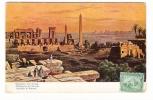 EGYPTE  /  OBELISQUES  DE  KARNAK
