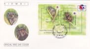 Papua New Guinea -1994 Philakorea  Souvenir Sheet FDC - Papua New Guinea