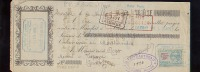 SURGERES    -      R.  MARTIN   FILS   FABRIQUE  DE  LINGERIE               1922 - Lettres De Change
