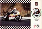 Dave Simmonds London 1939 Rungis 1972 Pilote MOTO KAWASAKI 500 Cc - Autres