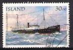 Island 1995. Y&T 790. Ship - 1944-... Republic