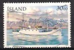 Island 1995. Y&T 791.Ship - 1944-... Republic