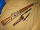 Magnifique SAFN 49 Belge - Decorative Weapons