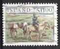 Island 1997. Y&T 832. - 1944-... Republic
