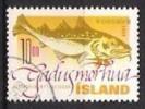 Island 1998. Y&T 842.Fish - 1944-... Republic