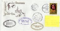 TAAF* îles éparses GLORIEUSES - JUAN De NOVA - EUROPA - La Grandière Ravitaillement Des îles - Unclassified