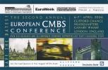 Invitation à Une Conférence Sur Les CMBS (un De Ces Produits Dérivés Qui A Causé La Crise Financière En 2008) - Banques