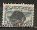 Newfoundland 1876-79  5c   (o) - Newfoundland