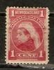 Newfoundland 1897-1918  1c   (*) MH - Newfoundland