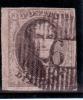 N°6 Très Bien Margé Coin De Feuille Distribution 6 BILSEN LUXE - 1851-1857 Médaillons (6/8)