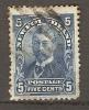 Newfoundland 1897-1918  5c   (o) - Newfoundland