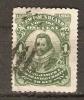 Newfoundland 1910  1c   (o)  Perf 12 X 14 - 1908-1947
