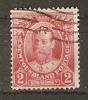 Newfoundland 1911-16  2c   (o)  Perf 14 - 1908-1947