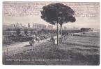 19790 Roma Via Appia Nuova Con Ruderi Degli Acquedotti Di Claudio . Richter N° 4 - Attelage