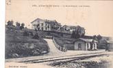 19795 AIX LES BAINS ( Savoie France ) Mont Revard Et Chalets -549 Grimal . Halte Ferroviaire, 1 Wagon, Gare